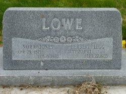 Nora <i>Jones</i> Lowe