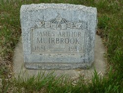 James Arthur Muirbrook