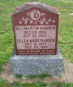 Ellen Marie <i>Olsen</i> Hansen