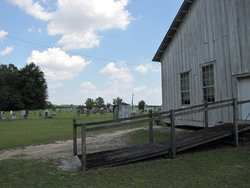 Pilgrims Rest Church & Cemetery