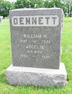 Arcelia <i>Sloper</i> Dennett