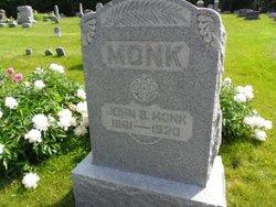 John B Monk