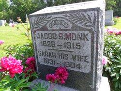 Sarah <i>Moore</i> Monk