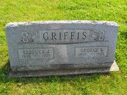 Rebecca Jane <i>Martin</i> Griffis