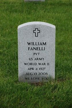 William Fanelli