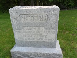 Eliza <i>Gladden</i> Peters