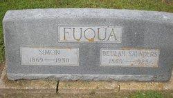 Beulah <i>Saunders</i> Fuqua