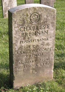 LCpl Charles Eugene Brennan