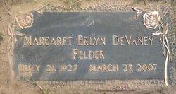 Margaret Erlyn <i>DeVaney</i> Felder