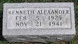 Kenneth Cleveland Alexander