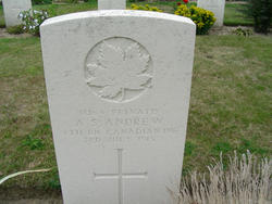 Private A S Andrew