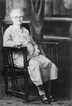 Sarah Elizabeth Pettie <i>Ingram</i> Beck