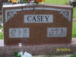 Alma M. <i>Goodman</i> Casey