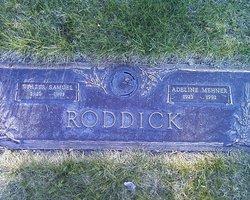 Adeline Louise <i>Mehner</i> Roddick