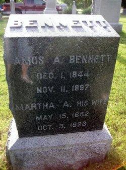 Martha Adeline <i>Burd</i> Bennett
