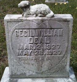 Cecil William Deal