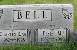PFC Charles D Bell, Sr