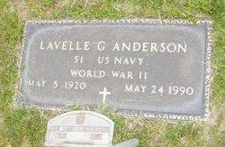 Lavelle Garland Darrell Anderson