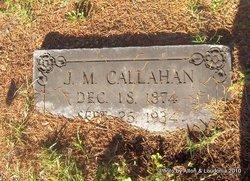J. M. Callahan