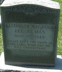 Elizabeth <i>May</i> Cook