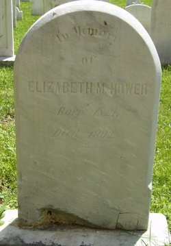 Elizabeth Margaret <i>Moore</i> Hower