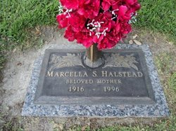 Marcella <i>Sawyer</i> Halstead