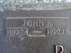 John Bernon Baines, Sr