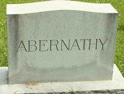 Sarah Alice <i>Hunt</i> Abernathy
