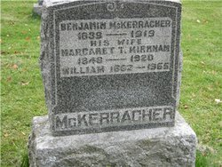Benjamin McKerracher