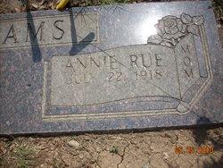 Annie Rue <i>Stanton</i> Adams