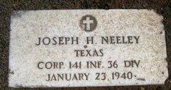 Joseph Hedley Neeley