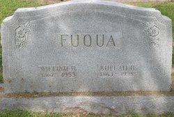 William Henry Fuqua, Sr