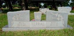 Betty Evelyn <i>Nation</i> Terral