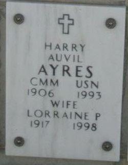 Lorraine P Ayres