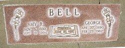 Amy Belle <i>Simons</i> Bell