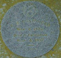 Edward Wilkerson Bushyhead