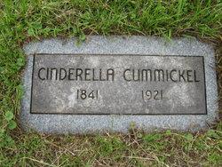 Cinderella Ann <i>Betsworth</i> Cummickel
