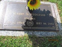 Randy S Anderson