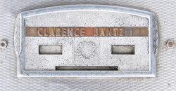 Clarence Jantz