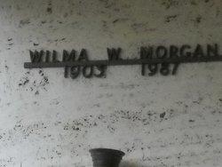 Wilma W Morgan