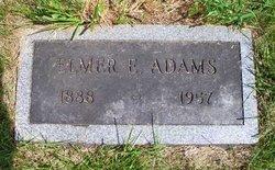 Elmer Emmett Adams