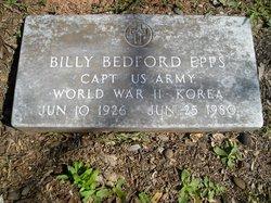 William Bedford Billy Epps, Sr