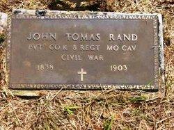 John Tomas Rand