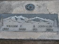 William F Rudolph