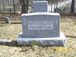 Carrie Emily <i>Davis</i> Batchelder