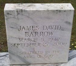 James David Barrow