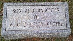 Daughter Custer