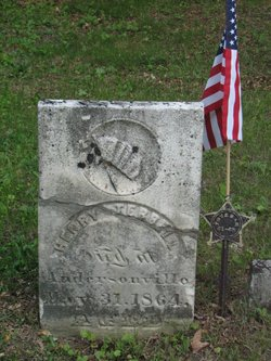 Pvt Henry Terrill