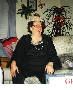 Priscilla Margaret Pat <i>Eades</i> Oliphant