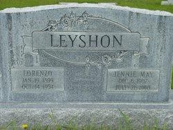 Jennie May Leyshon